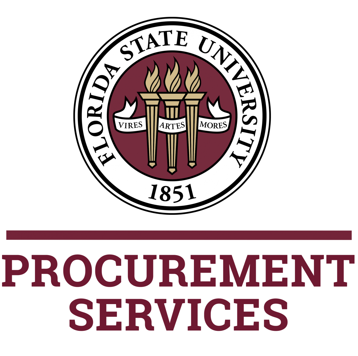 Procurement Services Logo
