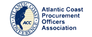 Atlantic Coast Procurement Officers Association