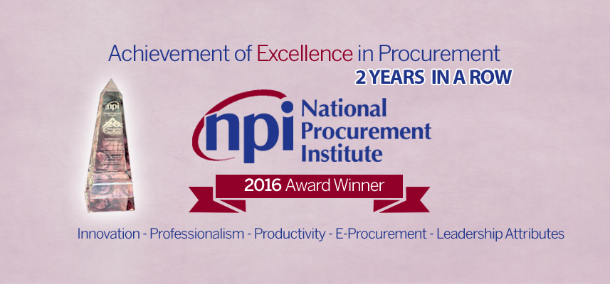 AEP Award Banner