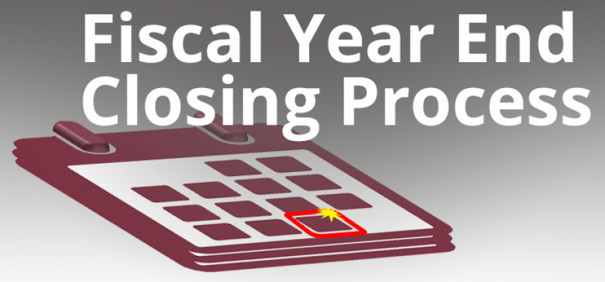 Fiscal Year End Process