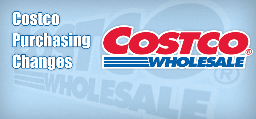 Costo Purchasing Changes